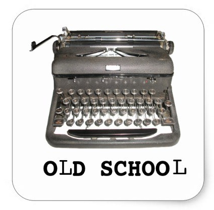 manual_typewriter_old_school_sticker